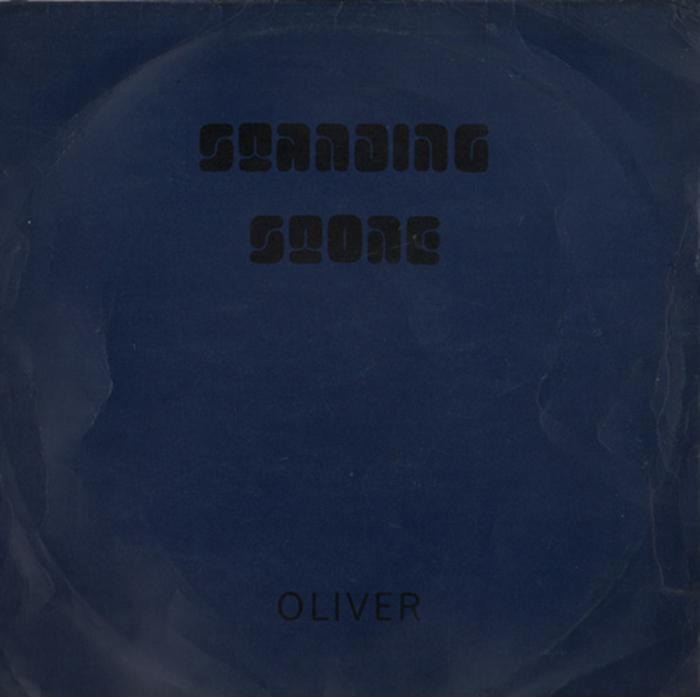 Oliver (Chaplin) – Standing Stone album art 1
