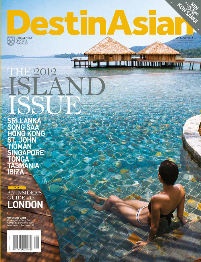 "DestinAsian #66, June/July 2012 ""Island Issue"" 4"