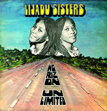 Lijadu Sisters – <cite>Horizon Unlimited</cite> album art