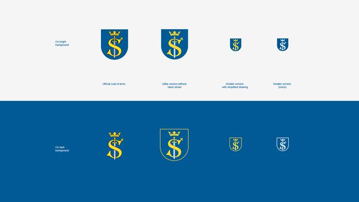 Skawina municipal identity 3