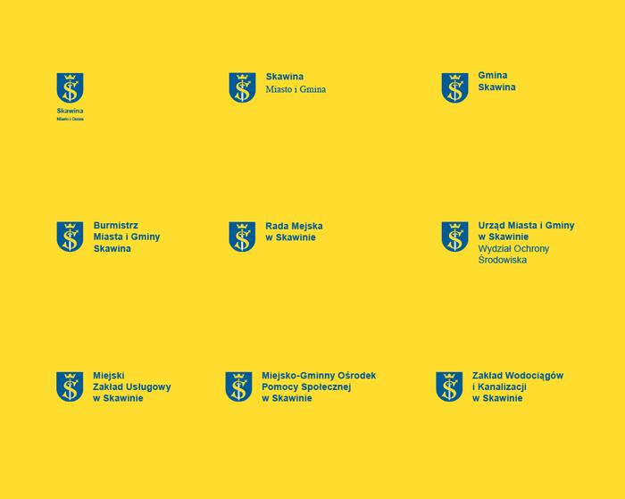 Skawina municipal identity 4
