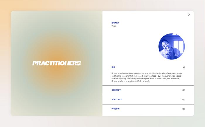 Joy Space website 5