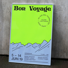 <cite>Bon Voyage</cite>, <span><span>Galerie l'Inattendue</span></span>