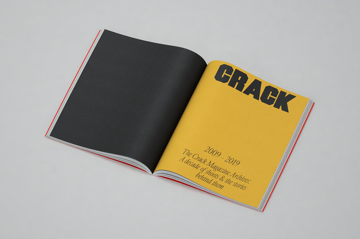 The Crack Magazine Archives: A decade of shoots & the stories behind them 2