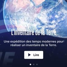 The Explorers app
