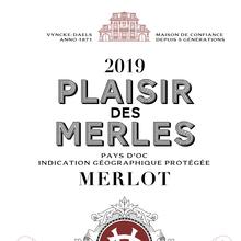 Merles Blanc and Plaisir Des Merles