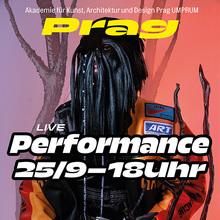 <cite>F2 Klauzury</cite> / <cite>Prag</cite> exhibition posters by Atelier F2 UMPRUM