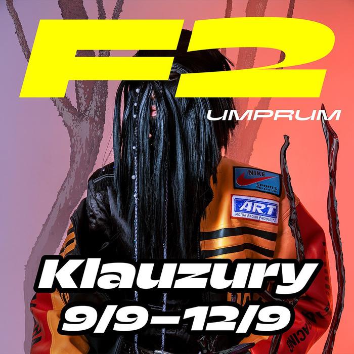 F2 Klauzury / Prag exhibition posters by Atelier F2 UMPRUM 1