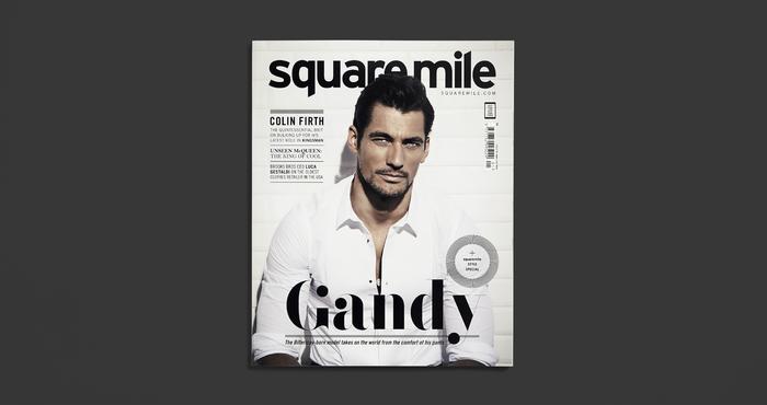 Square Mile magazine 1