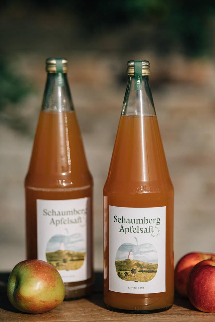 Schaumberg Apfelsaft 1
