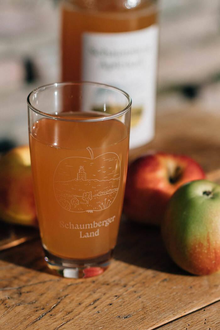 Schaumberg Apfelsaft 2