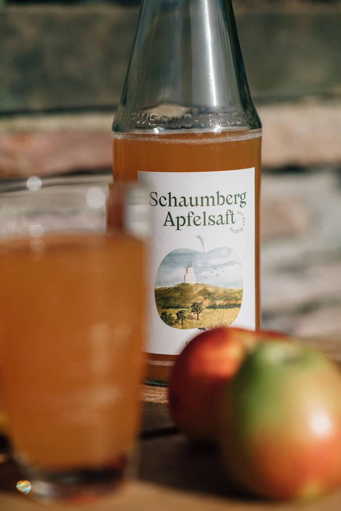 Schaumberg Apfelsaft 3