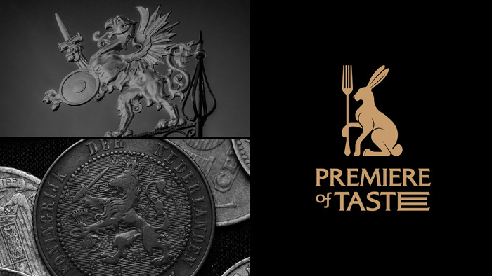 The Premiere of Taste logo appears to be based on .