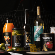 Premiere of Taste packaging