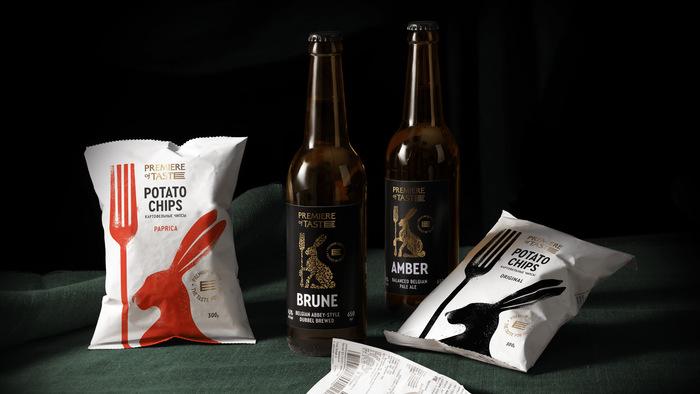 Premiere of Taste packaging 3