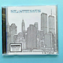 Beastie Boys – <cite>To the 5 Boroughs </cite>album art
