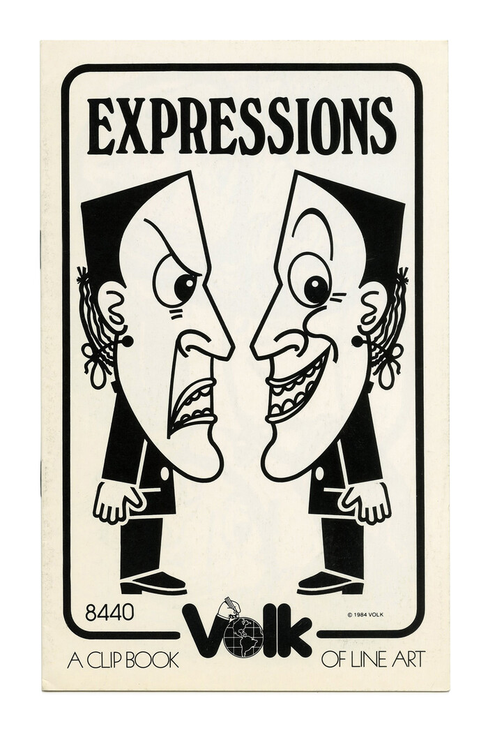 """Expressions"" (No. 8440) with more ."