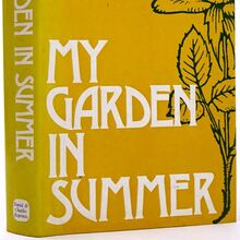 <cite><span>My Garden in Spring, Summer, Autumn and Winter</span></cite> by E.A. Bowles (<span>David &amp; Charles, </span>1972)