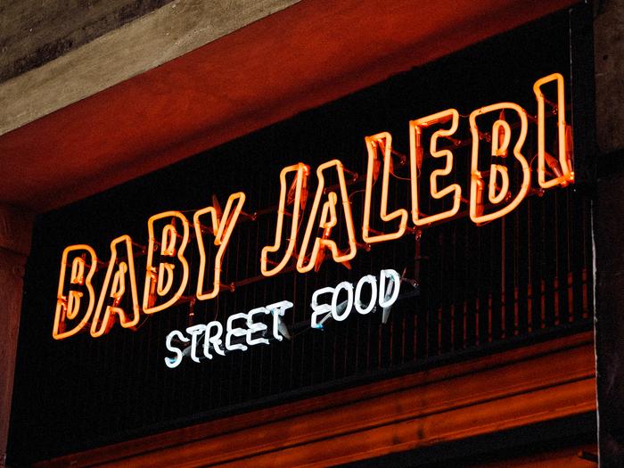 Baby Jalebi 1