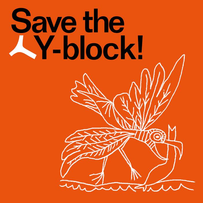 Støtteaksjon for å bevare Y-blokka 6