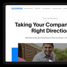 Scorpion Inc. website