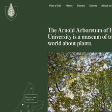 Arboretum of Harvard University