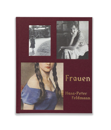 <cite>Frauen</cite> by Hans-Peter Feldmann