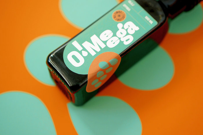 O!Meega brand identity 5