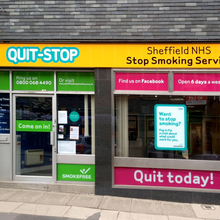 NHS Smokefree Quit Kit and Quit-Stop