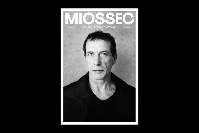 Miossec – Boire, écrire, s'enfuir poster 1
