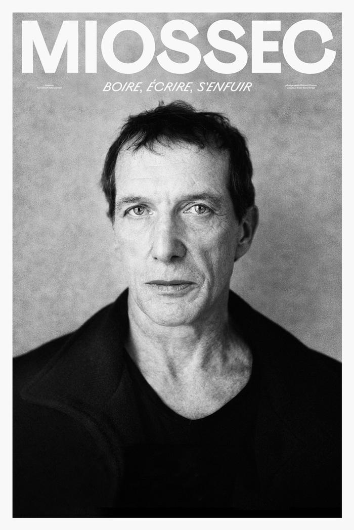Miossec – Boire, écrire, s'enfuir poster 2