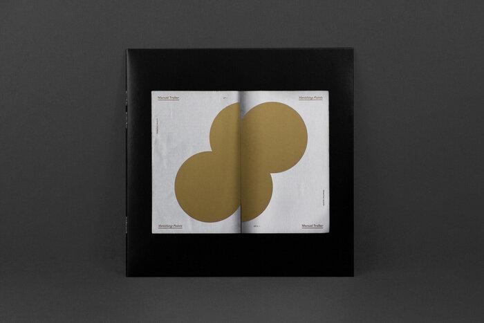 Manuel Troller – Vanishing Points album art 2