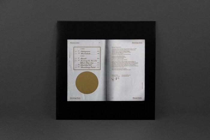 Manuel Troller – Vanishing Points album art 3