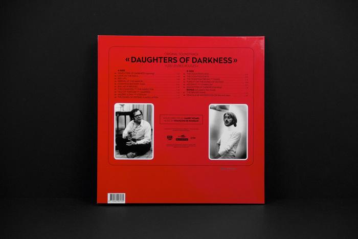 François de Roubaix – Daughters of darkness original soundtrack 3