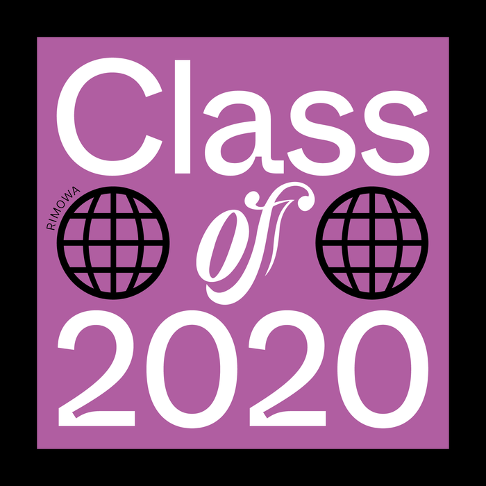 "Rimowa ""Graduation 2020"" sticker 1"