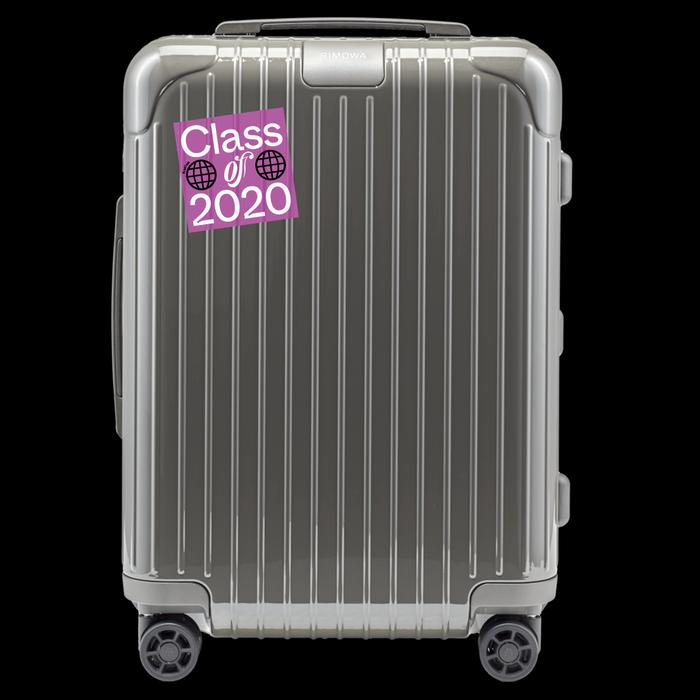 "Rimowa ""Graduation 2020"" sticker 3"