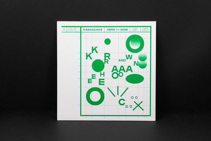 Karaocake – Here & now (Objet Disque) album art 1