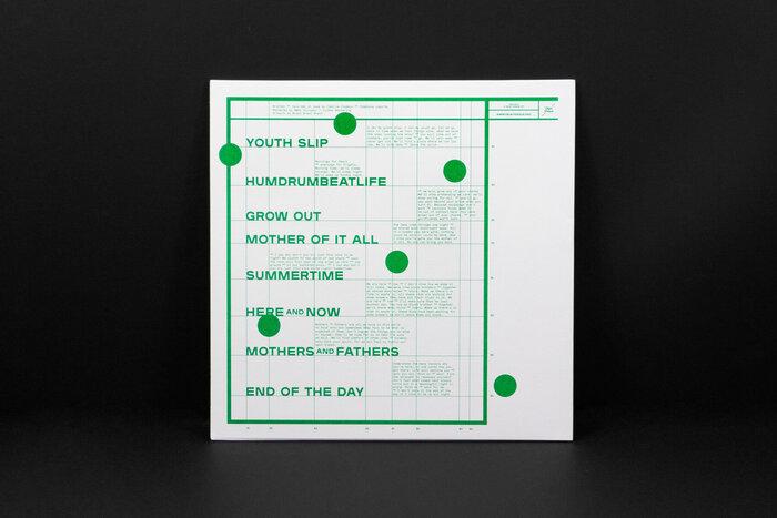 Karaocake – Here & now (Objet Disque) album art 2
