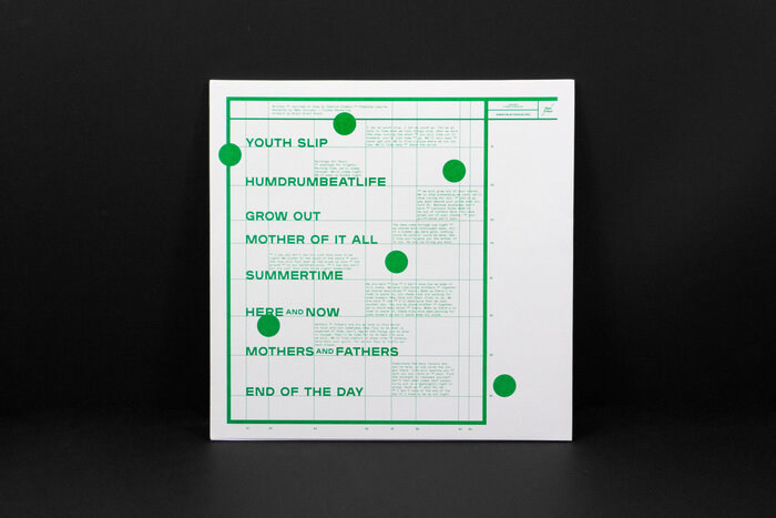 Karaocake – Here & now (Objet Disque) album art 3