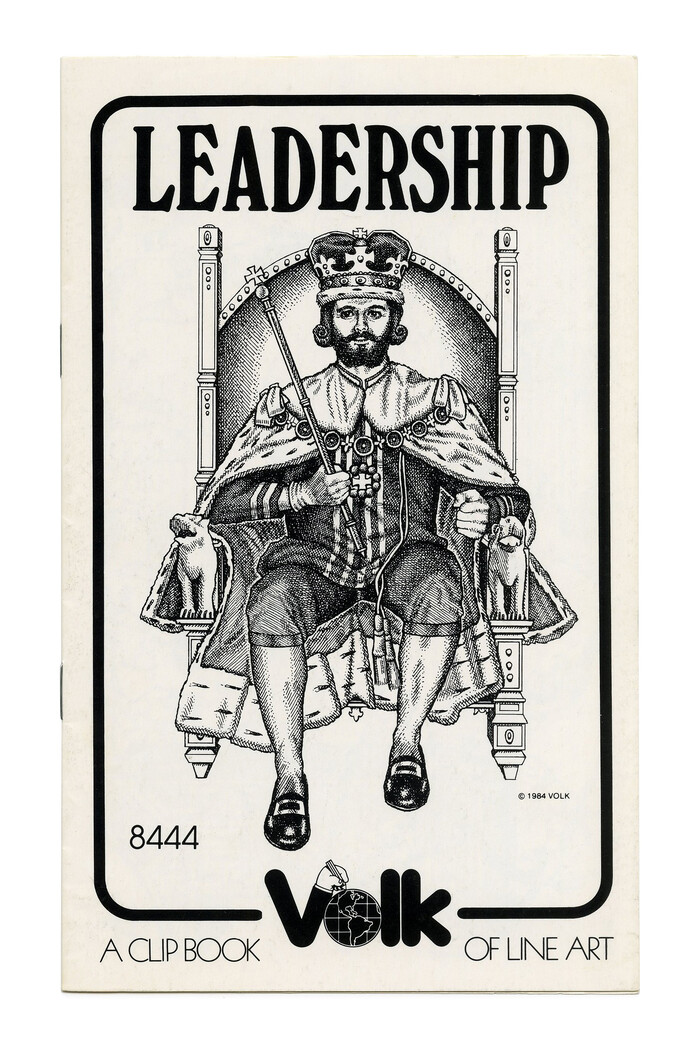 """Leadership"" (No. 8444) is yet another issue from this year with  on the cover."