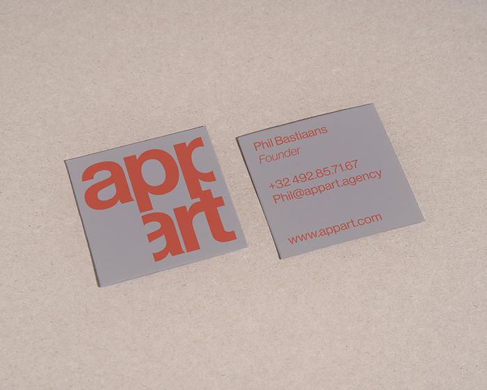 Appart logo (2020) 4