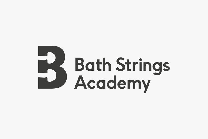 Bath Strings Academy identity 2