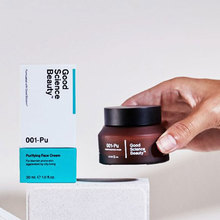 Good Science Beauty brand identity