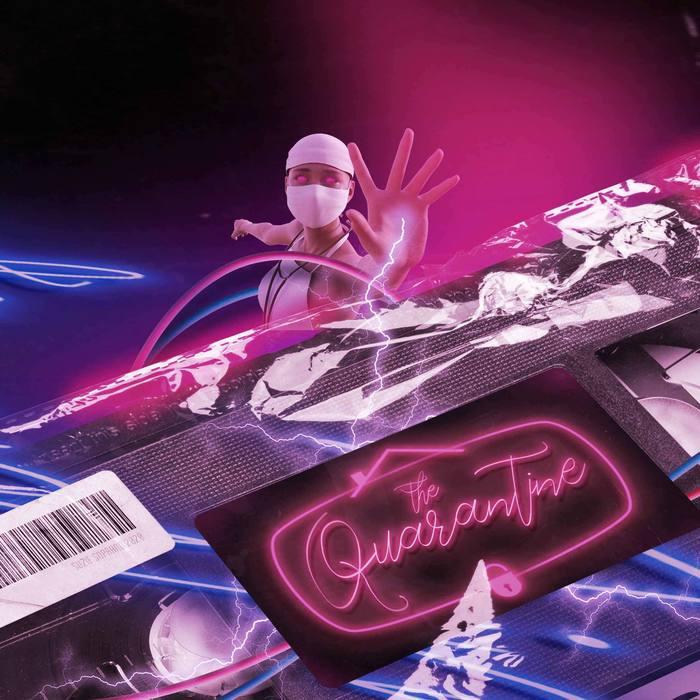 Suzie Soprano – The Quarantine EP cover 3