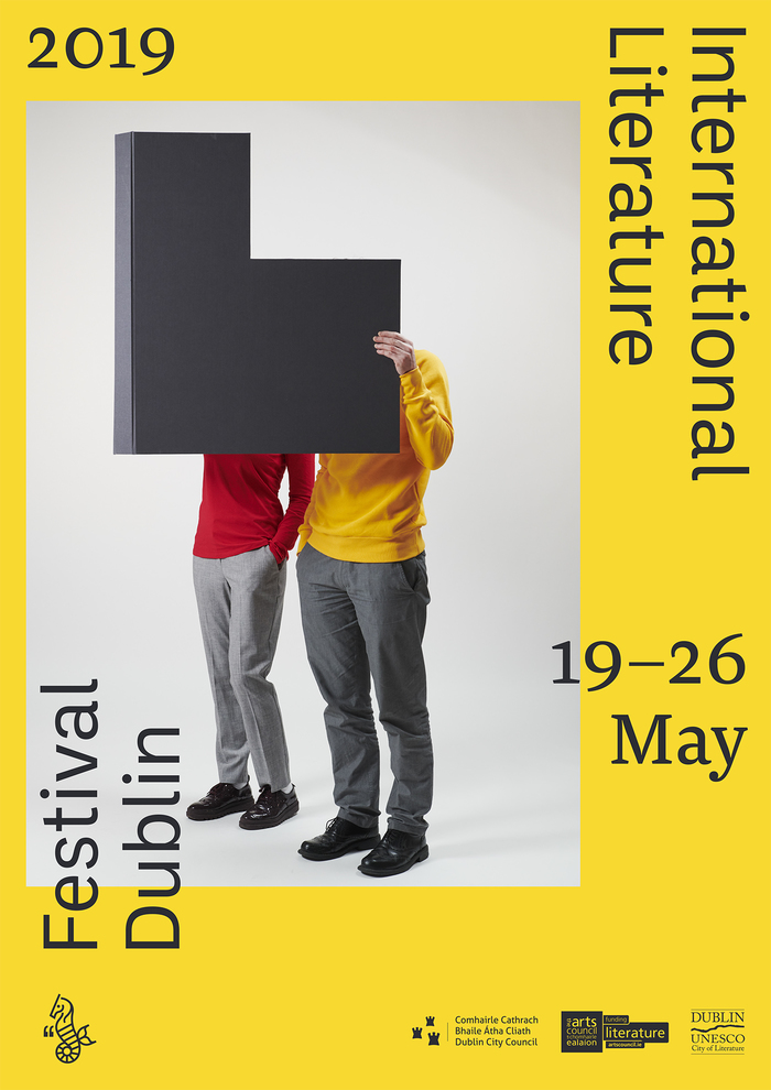 International Literature Festival Dublin 2019 2