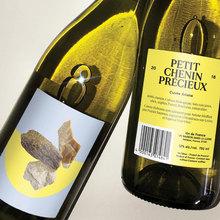 Petit Chenin Précieux wine label