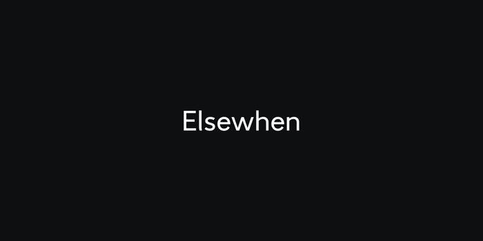 Elsewhen rebrand 4