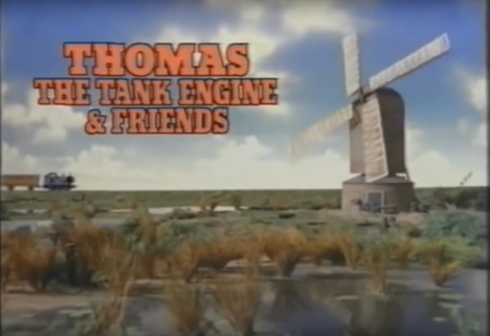 Thomas & Friends TV series logo 1
