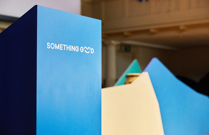 Something Good Design Festival identity 5