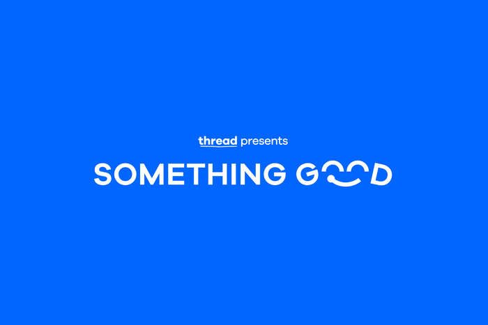 Something Good Design Festival identity 1